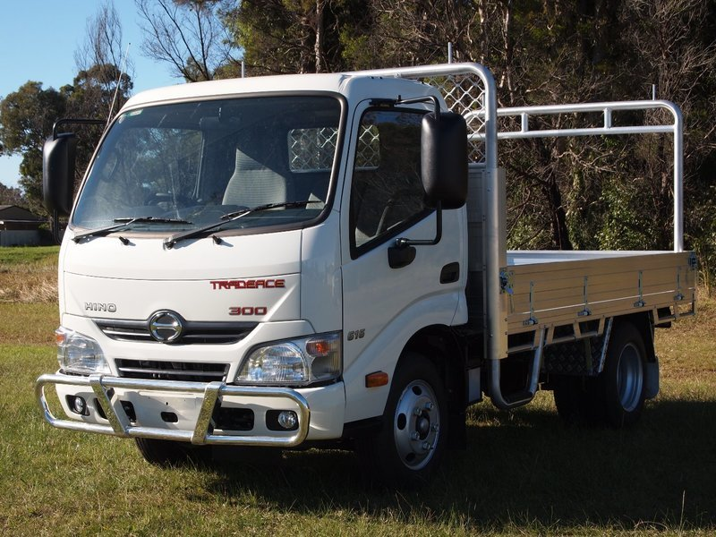 New Vehicles at Illawarra Hino Picture 1